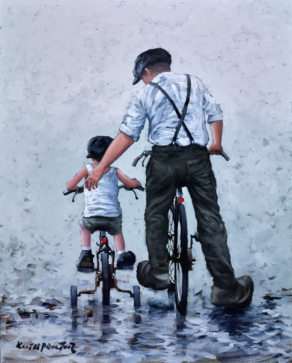Memories are Made of This by keith proctor -  sized 24x30 inches. Available from Whitewall Galleries